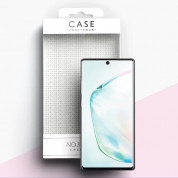 Case FortyFour No.3 Case - поликарбонатов кейс за Samsung Galaxy Note 10 Plus (черен) 2