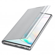Samsung Clear View Cover EF-ZN975CS for Samsung Galaxy Note 10 Plus (silver) 3