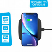Zens Single Wireless Charger 10W ZESC10B - (black)  6