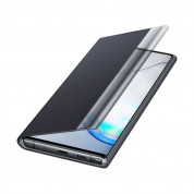 Samsung Clear View Cover EF-ZN970CB for Samsung Galaxy Note 10 (black) 3