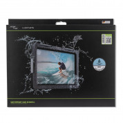 4smarts Universal Waterproof Case Active Pro SEASHELL for Tablets 8-10 5
