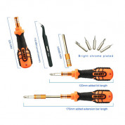 Jakemy JM-8101 33in1 Screwdriver Set (33 pieces) 4