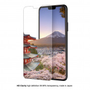 Eiger Tempered Glass Protector 2.5D for iPhone 11 Pro, iPhone XS, iPhone X 2