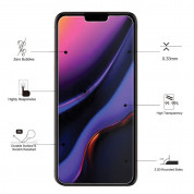 Eiger Tempered Glass Protector 2.5D for iPhone 11 Pro, iPhone XS, iPhone X 3