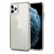 Spigen Crystal Hybrid Case for iPhone 11 Pro Max (clear) 2