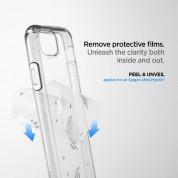 Spigen Ultra Hybrid Case - хибриден кейс с висока степен на защита за iPhone 11 (черен) 11