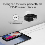 Spigen F401 4-port USB Wall Charger 4