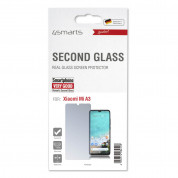 4smarts Second Glass for Xiaomi Mi A3 (clear) 2