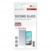 4smarts Second Glass - калено стъклено защитно покритие за дисплея на Xiaomi Mi A3 (прозрачен) 2
