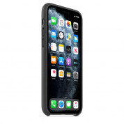Apple iPhone Leather Case for iPhone 11 Pro Max (black) 5