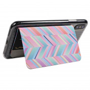 4smarts LAVAVIK Simple Credit Card Holder with Stand Function (multicolor)