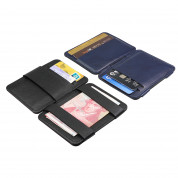 4smarts LAVAVIK Special Closure Wallet (dark blue) 1