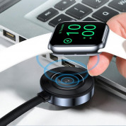 Baseus Star Ring 4-in1 USB Cable with Apple Watch Charging, micro USB, Lightning and USB-C connectors (100 cm) (black) 3