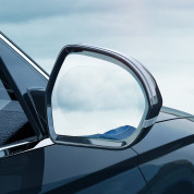 Baseus 0.15mm Rainproof Film for Car Rear-View Mirror (2 pcs, oval, 135 х 95 mm) 4