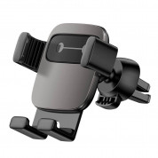 Baseus Cube Gravity Car Vent Mount (black) 1