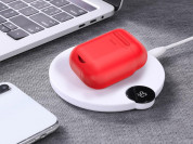 Baseus Airpods Silicone Wireless Charging Case (red) 3
