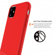 JT Berlin BackCase Pankow Soft for iPhone 11 (red) 1