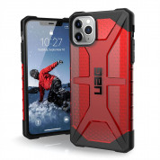 Urban Armor Gear Plasma Case for iPhone 11 Pro Max (magma)