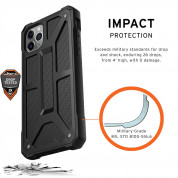Urban Armor Gear Monarch Case for iPhone 11 Pro Max (carbon) 6