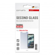 4smarts Second Glass for Motorola One (clear) 2