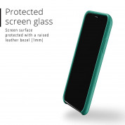 Mujjo Full Leather Case for iPhone 11 Pro (alpine green) 5