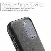 Mujjo Full Leather Case for iPhone 11 Pro (black) 4