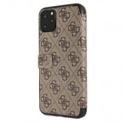 Guess Booktype Case for iPhone 11 Pro Max (brown) 3