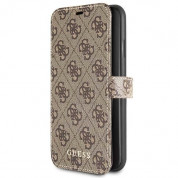 Guess Booktype Case for iPhone 11 Pro Max (brown)