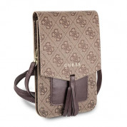 Guess Wallet Universal Phone Bag (beige) 2