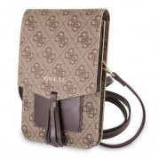 Guess Wallet Universal Phone Bag (beige)
