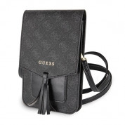 Guess Wallet Universal Phone Bag (black)