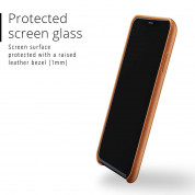 Mujjo Full Leather Case for iPhone 11 Pro Max (brown) 5