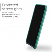 Mujjo Full Leather Case for iPhone 11 Pro Max (alpine green) 3