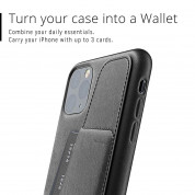 Mujjo Leather Wallet Case for iPhone 11 Pro Max (black) 4