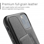 Mujjo Leather Wallet Case for iPhone 11 Pro Max (black) 5