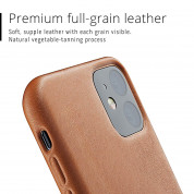 Mujjo Full Leather Case for iPhone 11 (brown) 2