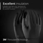Mujjo All New Touchscreen Gloves Size M (black) 4