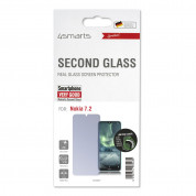 4smarts Second Glass Limited Cover for Nokia 7.2 (transparent) 2