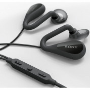Sony STH40 Stereo Headset with Voice Control (black) 1