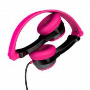 JLAB JBuddies Kids Headphones - слушалки подходящи за деца за мобилни устройства (розов) 1
