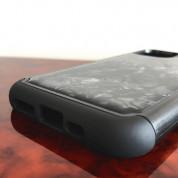 Bling My Thing Milky Way Nacre Swarovski - хибриден удароустойчив кейс с кристали Cваровски за iPhone 11 Pro (черен) 2