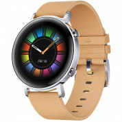 Huawei Watch GT 2 Diana B19V Classic Edition 42 mm (gravel beige) 1