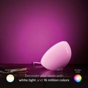 Philips Hue Go + Hue Bridge AppleHome Kit - комплект преносима настолна LED лампа и мост за безжично управляемо осветление, съвместими с Amazon Alexa, Apple HomeKit и Google Assistant  4