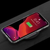 Baseus Safety Airbags Case - силиконов (TPU) калъф с най-висока степен на защита за iPhone 11 Pro Max (прозрачен) 5