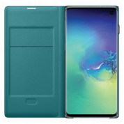 Samsung LED View Cover EF-NG973PGE for Samsung Galaxy S10 (green) 3