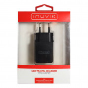 Inuvik 2.1A USB Wall Charger (black) 2