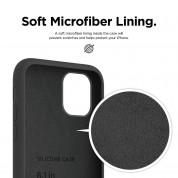 Elago Soft Silicone Case for iPhone 11 (black) 3