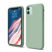 Elago Soft Silicone Case for iPhone 11 (pastel green)