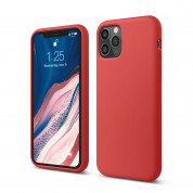 Elago Soft Silicone Case for iPhone 11 Pro Max (red)