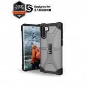 Urban Armor Gear Plasma Case for Samsung Galaxy Note 10 (Ash) 7